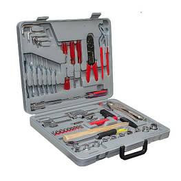 Набор инструментов с комплектом метизов и аксессуаров 126ед.