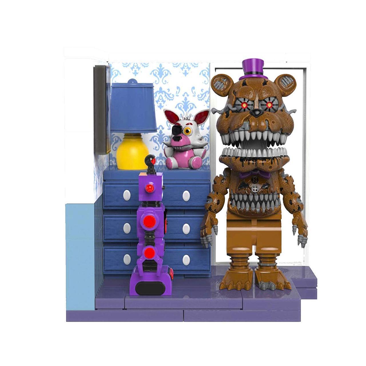 Конструктор 5 ночей с Фредди McFarlane Toys Five Nights at Freddy's Right Dresser & Door