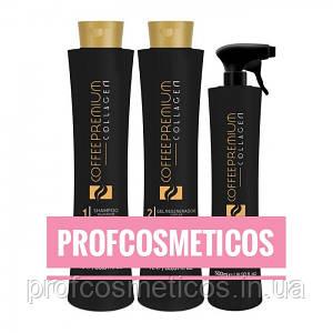 Набор для выпрямления волос ХОНМАТОКИО  Premium Collagen