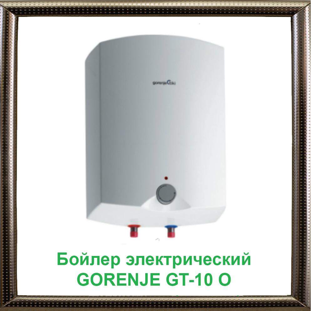 Бойлер электрический GORENJE GT-10 О