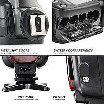 Вспышка для фотоаппаратов CANON - ZOMEI Speedlite ZM430, фото 3