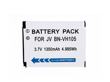 Аккумулятор BN-VH105 (SLB-10A) - аналог для камер JVC - 1350 ma