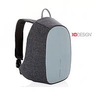 Рюкзак антивор с тревожной кнопкой XD Design Bobby Cathy Backpack Blue Original Голубой