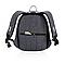 Рюкзак антивор с тревожной кнопкой XD Design Bobby Cathy Backpack Blue Original Голубой, фото 2