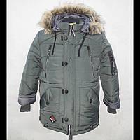 Зимняя курточка для мальчиков М-8