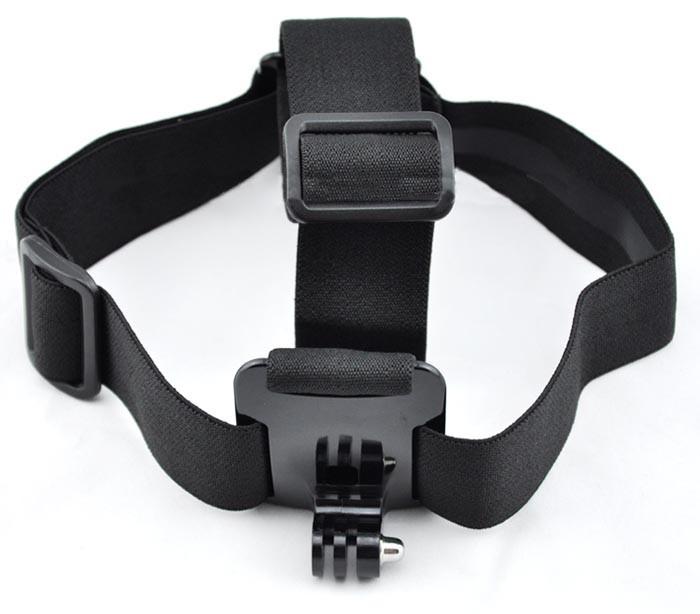 Крепление на голову (Head Strap mount) для экшн камер Xiaomi YI, SJCam, GoPRO (код № XTGP23B)