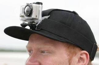 Крепление на голову (Head Strap mount) для экшн камер Xiaomi YI, SJCam, GoPRO (код № XTGP23B), фото 3