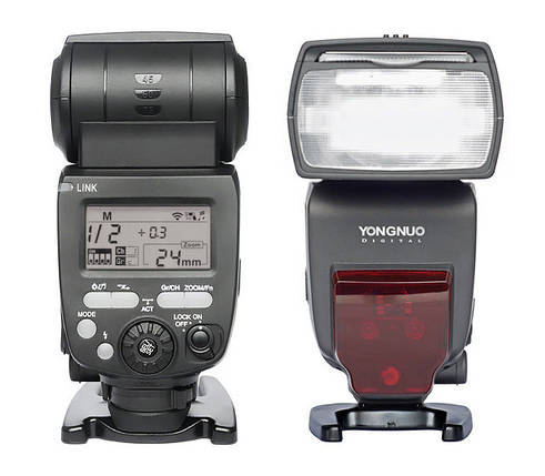 Вспышка для фотоаппаратов NIKON - YongNuo Speedlite YN-660 (YN660), фото 2