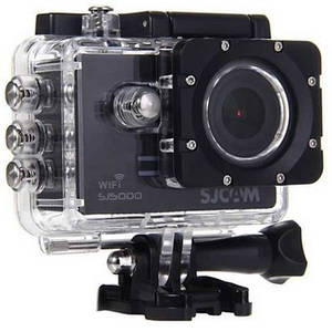 Экшн камера SJCAM SJ5000 WI-FI (черная - black)