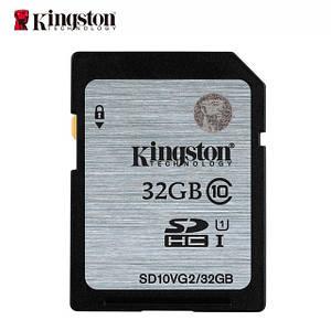Карта памяти Kingston Ultimate X SD HC 32 GB  (10 Class) 45 (mb/s)