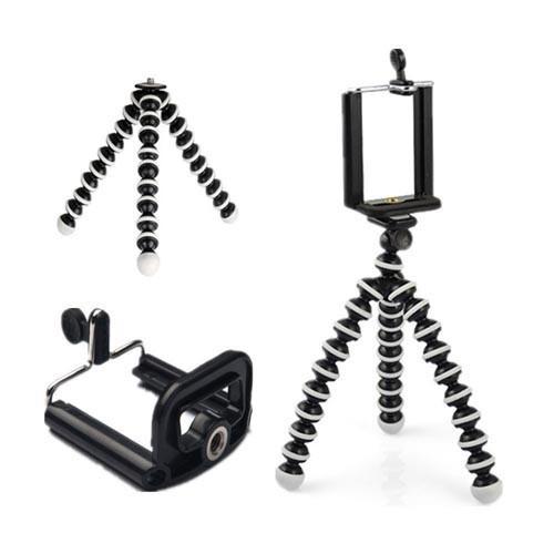 Гибкий штатив joby gorillapod для телефонов с креплением для установки телефона (код XTGP263S)