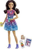 Лялька Барбі Barbie Skipper Babysitters серія Няні Догляд за дітьми FXG93, фото 1