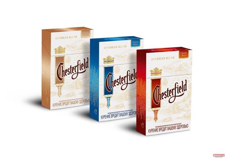 "Ароматизатор табачный ""Chesterfield"" 100 мл."