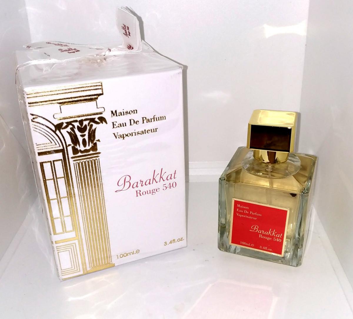 Женская парфюмированная вода Bakkarat Rouge 100ml.Fragrance World.(100% ORIGINAL)