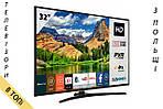 Телевизор HITACHI 32HE2000 Smart TV HD Ready 400Hz T2 S2 из Польши 2018 год ОРИГИНАЛ, фото 3