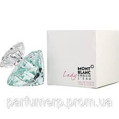 Mont Blanc Emblem Lady L'Eau (75мл), Женская Туалетная вода  - Оригинал!