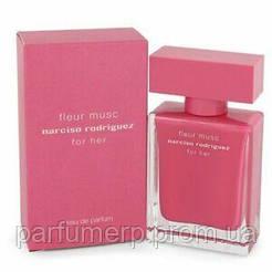 Narciso Rodriguez Fleur Musk For Her (30мл), Женская Парфюмированная вода  - Оригинал!