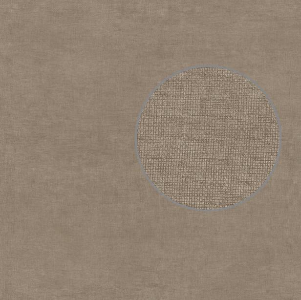 Плитка для пола Kord коричневый 607x607x10 мм