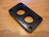 Проставка карбюратора Ваз 2108 2109 21099 Солекс товста пластик 13мм, фото 6