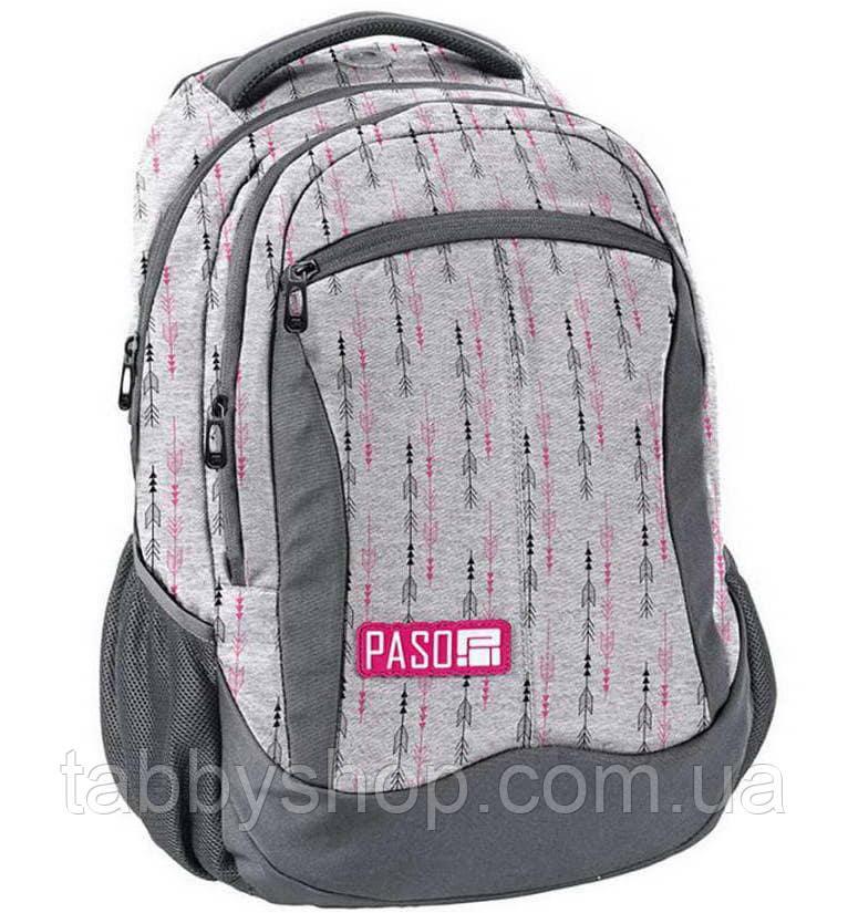 Рюкзак школьный PASO Arrows Girl