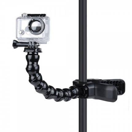 Крепление челюсти (Jaws) для экшн камер Xiaomi, SJCam, GoPRO (код № XTGP117), фото 2