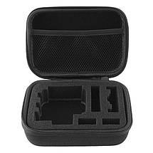 Кейс, футляр для экш-камер размер (16 х 11 х 6.5) для Gopro, SJCAM, Xiaomi и других экшен камер (код № XTGP85), фото 3