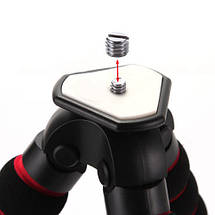 Гибкий штатив SQ-801 от SHOOT (максимальная нагрузка 5 кг) (код XTGP371), фото 3
