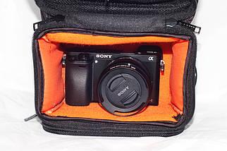 """Сумка для фотоаппаратов SONY (тип """"B27""""), фото 3"""