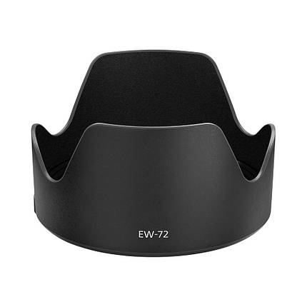 Бленда EW-72 для объектива Canon EF 35 mm f/2.0 IS USM, фото 2