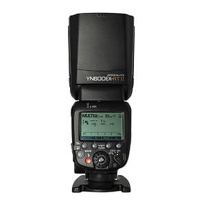 Вспышка для фотоаппаратов CANON - YongNuo Speedlite YN600EX-RT II (YN-600EX-RT II) с E-TTL