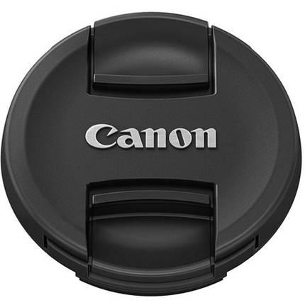 Крышка передняя для объективов CANON - E-49 II - диаметр 49 мм, фото 2