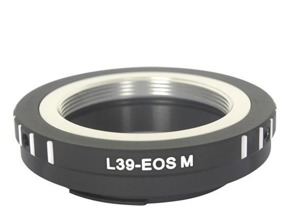 Адаптер (переходник) M39 - CANON EOS M (для беззеркальных камер - байонетом EOS M) для EOS M, M3, M10, M5, M6