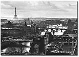 Картина на холсте 50 х 70 см Париж, фото 2