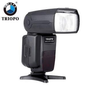 Вспышка Triopo TR-985 с E-TTL и HSS для фотоаппаратов CANON