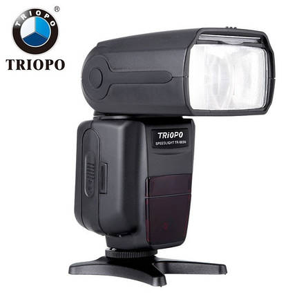 Вспышка Triopo TR-985 с I-TTL и HSS для фотоаппаратов Nikon, фото 2