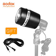 Ведомая студийная фотовспышка (патронная) Godox - SY8000 , фото 3