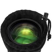 Неопреновый защитный чехол LP для объективов, размер M - 90 х 170, фото 3