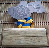 Кубок нагородний, спортивний, індивідуальний під замовлення UPC