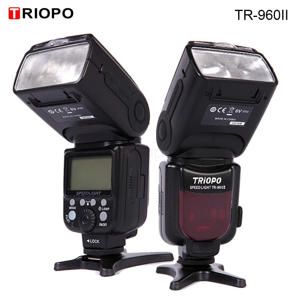 Вспышка для фотоаппаратов SAMSUNG - TRIOPO Speedlite TR-960 II