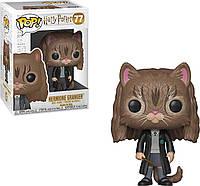 Виниловая фигурка Funko Pop Гарри Поттер Гермиона Harry Potter Hermione as Cat 77