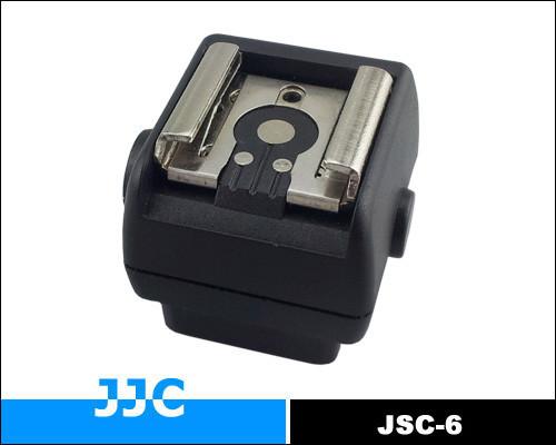 """Адаптер (переходник) JSC-6 """"горячего башмака"""" для камер Sony на стандартный горячий башмак от JJC"""