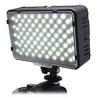 Накамерный свет LE-168A (LED 168) - Mcoplus