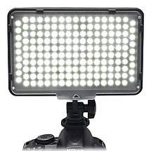 Накамерный свет LE-168A (LED 168) - Mcoplus, фото 3