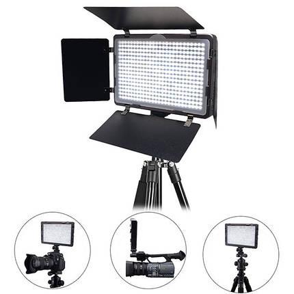 LED - осветитель, видеосвет Mcoplus LE-410A (LED-410), фото 2