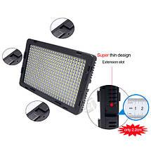 LED - осветитель, видеосвет Mcoplus LE-410A (LED-410), фото 3