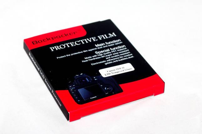 Защита LCD экрана Backpacker для CANON 1D X, 1D X Mark II - НЕ ПЛЕНКА, фото 2