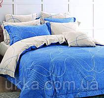 Двуспальное постельное белье Вилюта ранфорс 19020