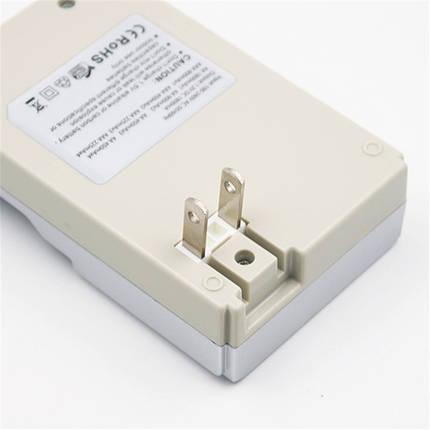 Интеллектуальное зарядное устройство C903 с LCD дисплеем для аккумуляторов типа AA и AAA, фото 2