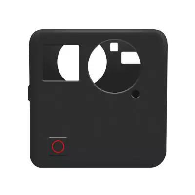 Силиконовый чехол, футляр экшн камер GoPro Fusion - черный (код № XTGP465)