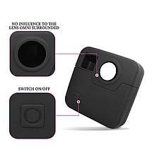 Силиконовый чехол, футляр экшн камер GoPro Fusion - черный (код № XTGP465), фото 3